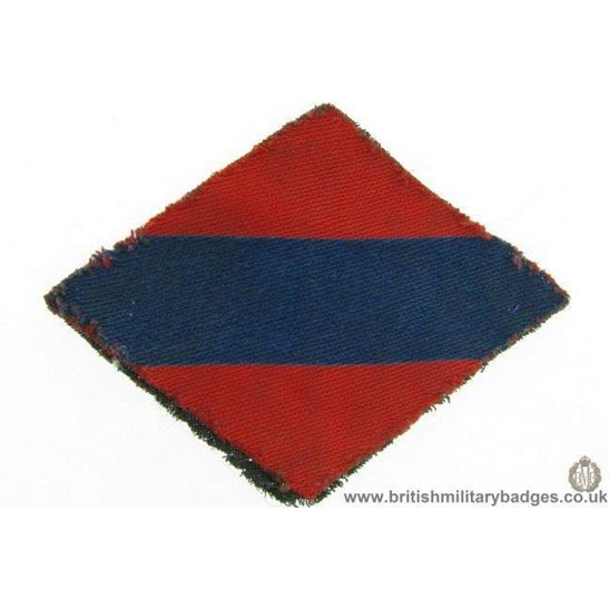 E1A/63 - First Canadian Army Division Formation Sign Patch Badge