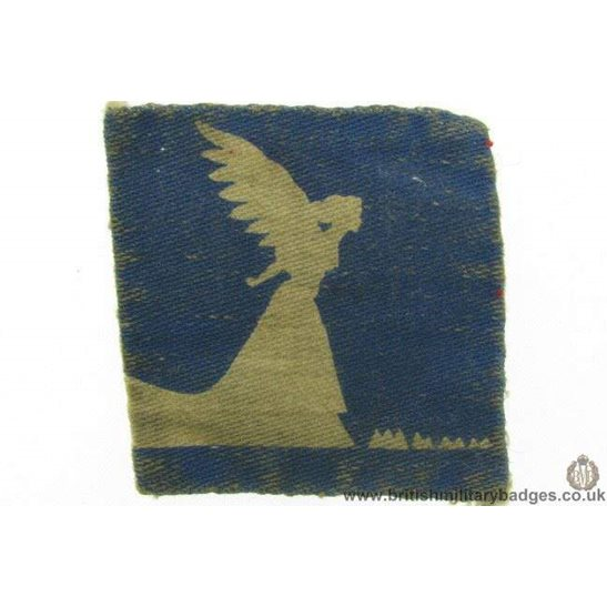 E1A/67 - Hants & Dorset District Aldershot Formation Patch Badge