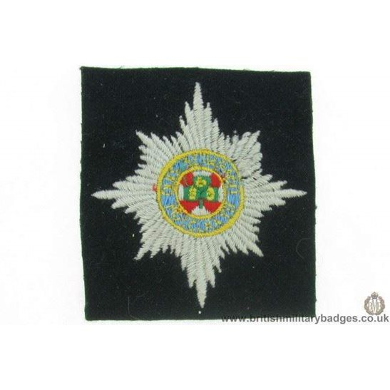 R1B/05 - Irish Guards Regiment Blazer Badge