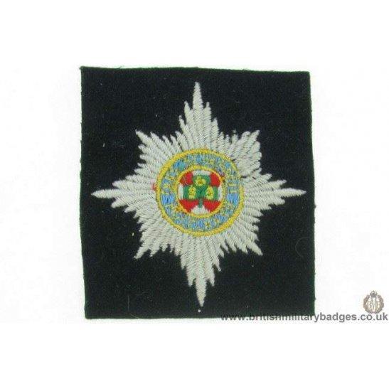 R1B/05 - Irish Guards Regiment Blazer Badge