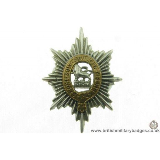 B1C/24 - Worcestershire Regiment Collar Badge