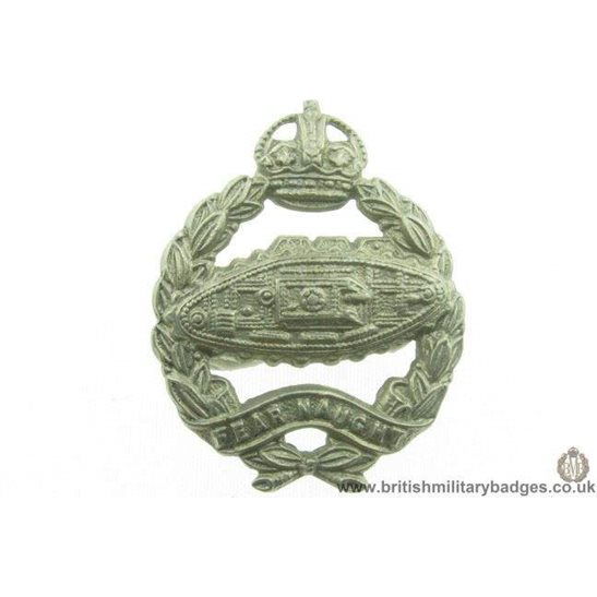 B1C/35 - The Tank Regiment Collar Badge