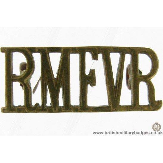 additional image for C1E/41 - Kings Own Malta Regiment King's KOMR Shoulder Title