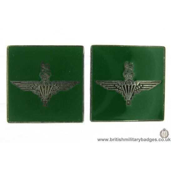 U1A/01 - The Parachute Paras Regiment Veterans Cufflinks Pair