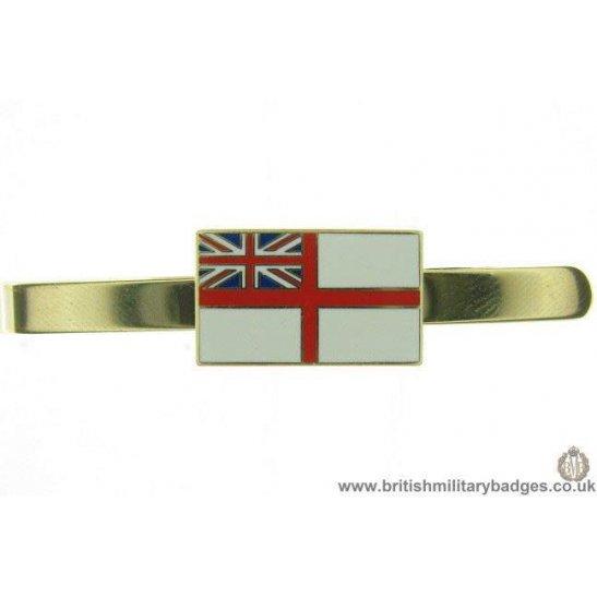 U1A/02 - Royal Navy Naval Veterans Tie Clip Slide Bar