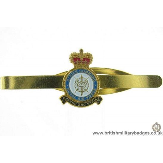 U1A/06 Strike Command Royal Air Force Veterans Tie Clip Slide Bar