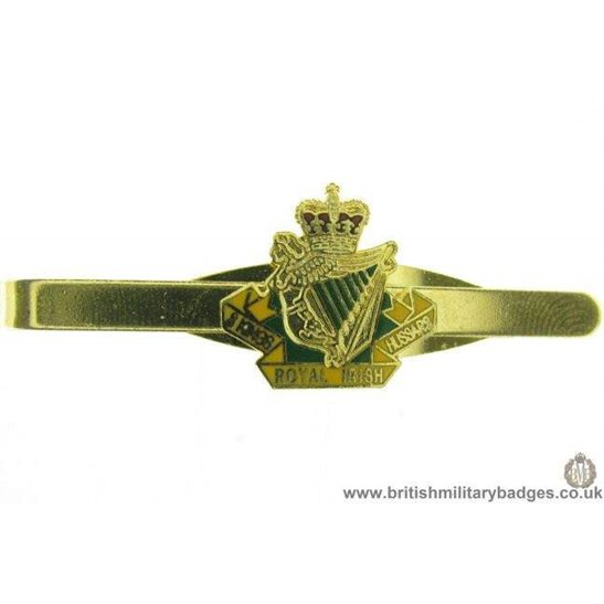 U1A/15 8th Kings Royal Irish Hussars Veterans Tie Clip Slide Bar