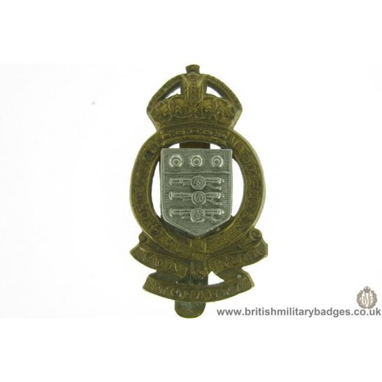 A1E/35 - Royal Army Ordnance Corps RAOC Cap Badge