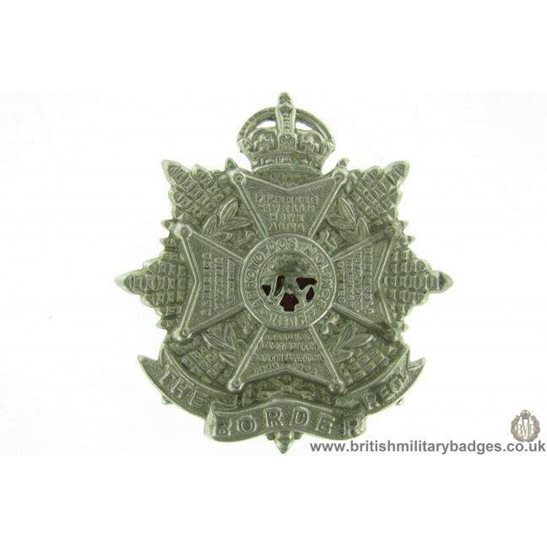 A1E/66 - The Border Regiment Cap Badge