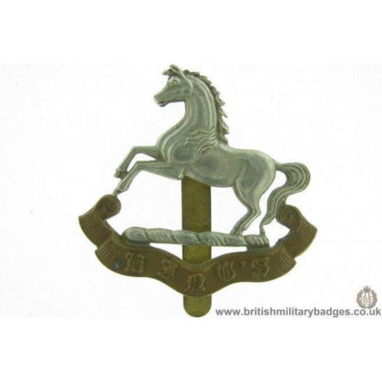 A1E/72 - The King's / Kings Liverpool Regiment Cap Badge