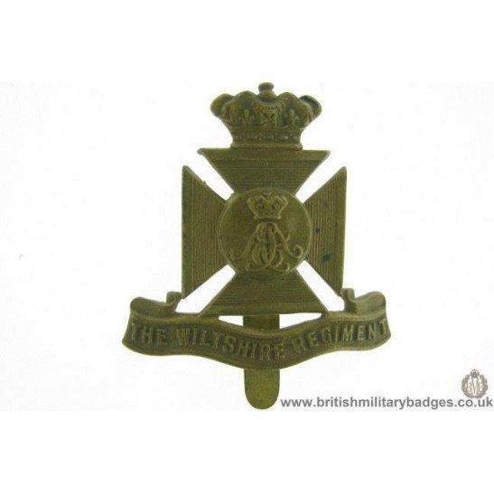 A1E/74 - The Wiltshire Regiment Cap Badge