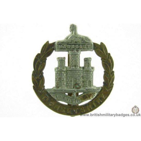 A1E/77 - Dorsetshire / Dorset Regiment Cap Badge