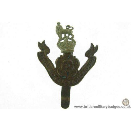 A1E/86 - The Loyal North Lancashire Regiment Cap Badge