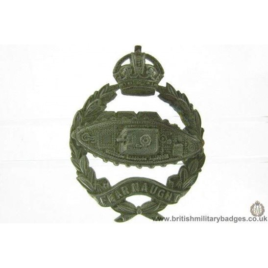 A1E/88 - Royal Tank Regiment / Corps Cap Badge