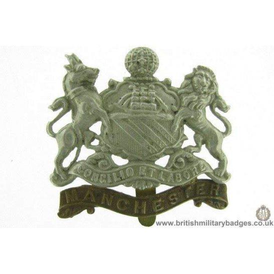 A1E/94 - The Manchester Regiment Cap Badge