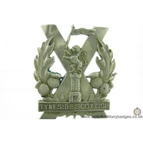 A1F/10  Tyneside Scottish Regiment Pals Battalion 1915 Cap Badge