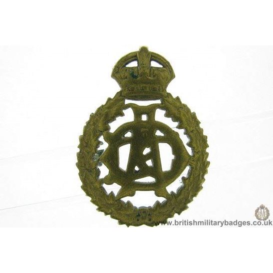 A1F/25 - Army Dentist / Dental Corps ADC Cap Badge - LUGS