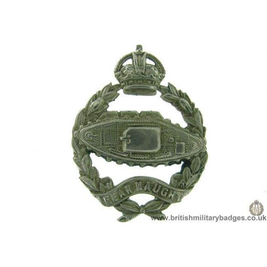 "additional image for A1F/29 - Royal Engineers Corps ""George VI"" Cap Badge"