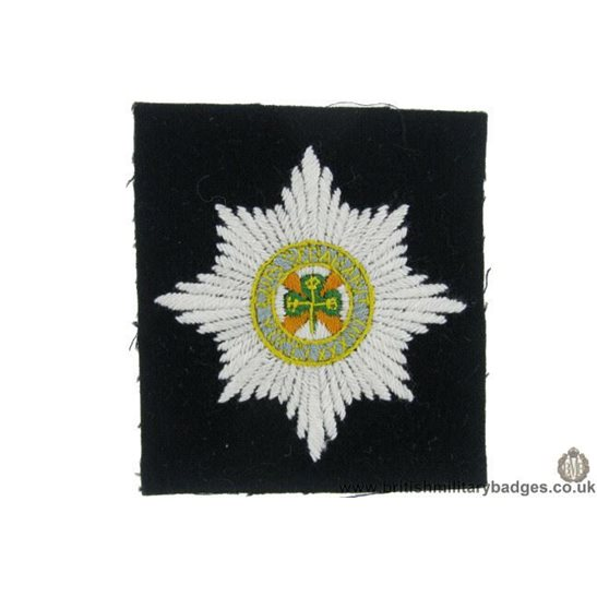 R1B/24 - Irish Guards Regiment Blazer Badge