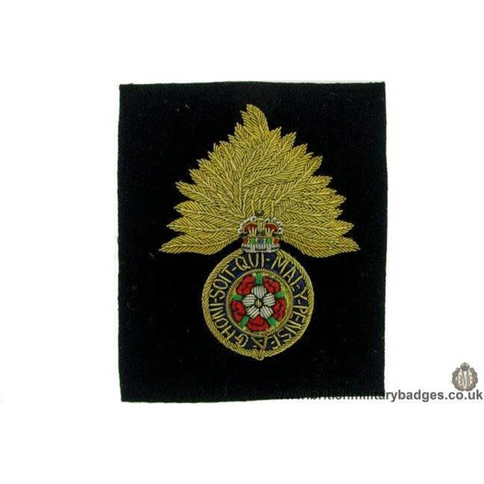 R1B/67 - The Royal London Fusiliers Regiment Blazer Badge