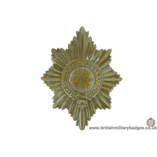 A1F/95 - Coldstream Guards Regiment PAGRI Cap Badge