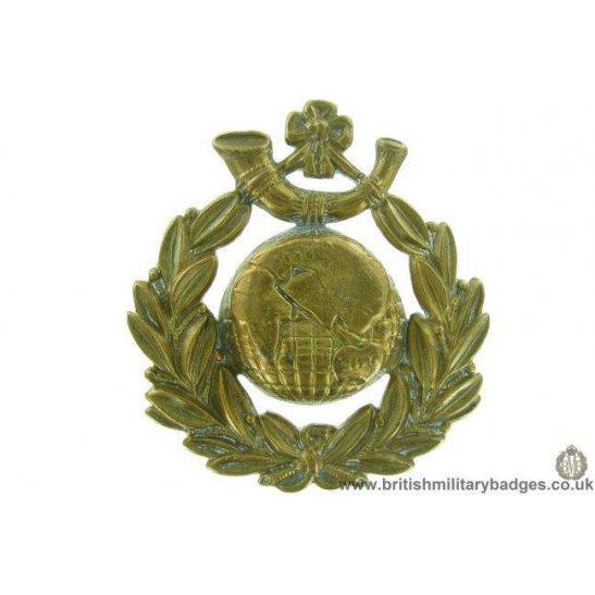 A1F/96 - Royal Marine Light Infantry RMLI Regiment Cap Badge