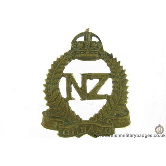 A1G/20 - New Zealand Infantry Forces Division / Corps Cap Badge