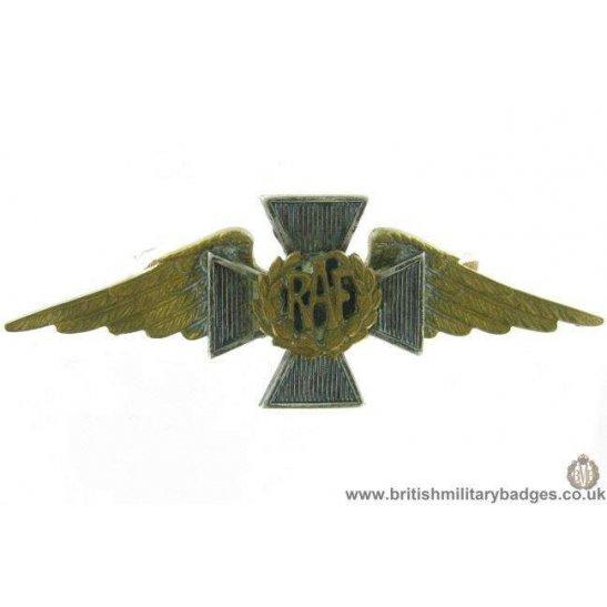 A1G/34 - Royal Air Force Chaplain's Department RAF Cap Badge