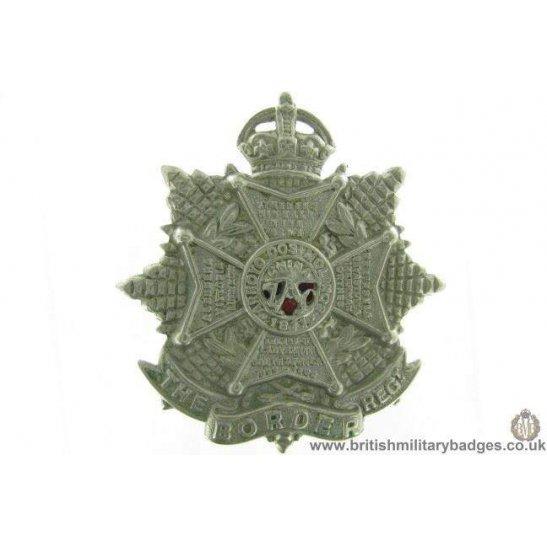 A1G/61 - The Border Regiment Cap Badge
