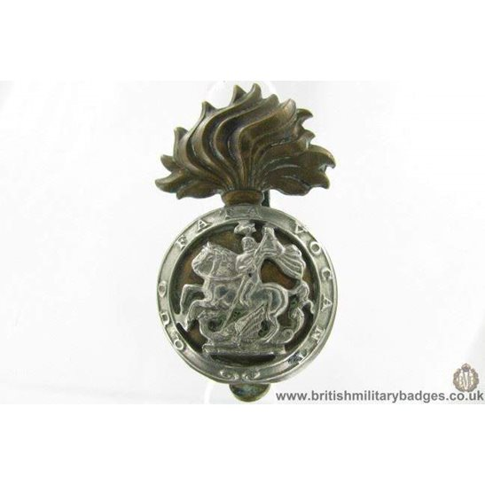 A1G/67 - Northumberland Fusiliers Regiment Cap Badge