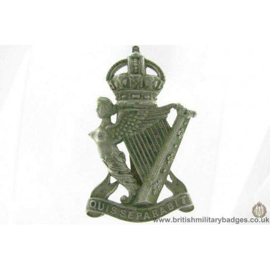 A1G/70 - Royal Ulster Rifles RUR Regiment Cap Badge