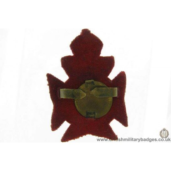 additional image for A1G/81  16th Bn. (Queen's Westminster Rifles) OFFICERS Cap Badge