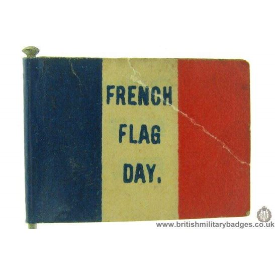 additional image for K1C/56 - WW1 Royal Navy Red Cross Fund Flag Day Pin Badge