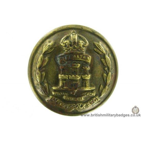 M1A/81 - The Suffolk Regiment Tunic Button 26mm