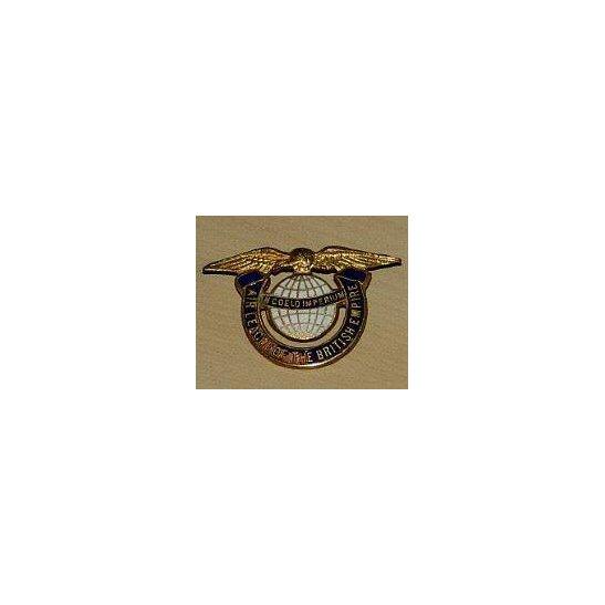 NN09/028 - Air League of the British Empire Lapel Badge