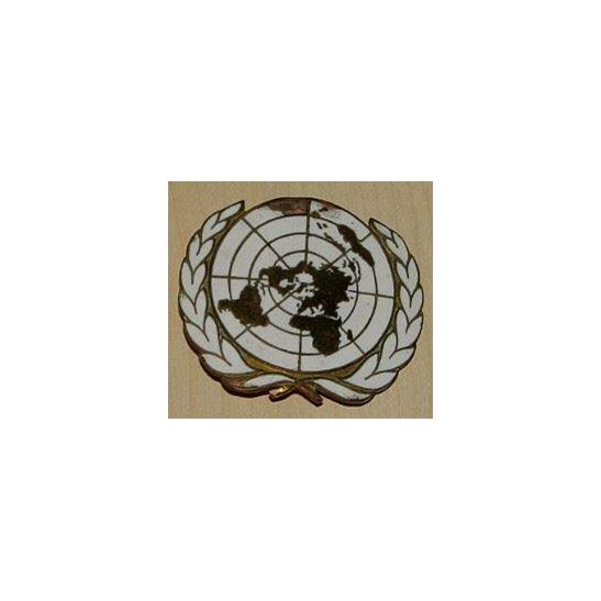 PP09/011 - United Nations Cap Badge