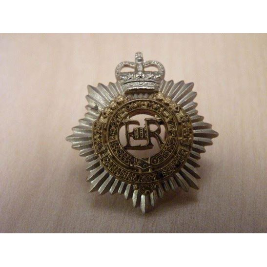 QQ09/034 - Royal Canadian Army Service Corps Collar Badge