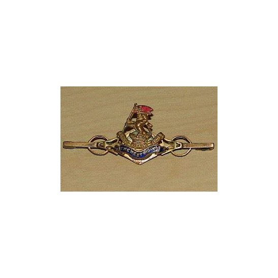 AA09/017 - The West Riding Regiment Sweetheart Brooch