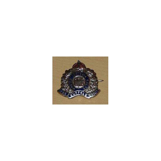 AA09/020 - The Suffolk Regiment Sweetheart Brooch
