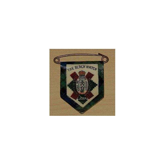 AA09/034 - The Black Watch Regiment Sweetheart Brooch