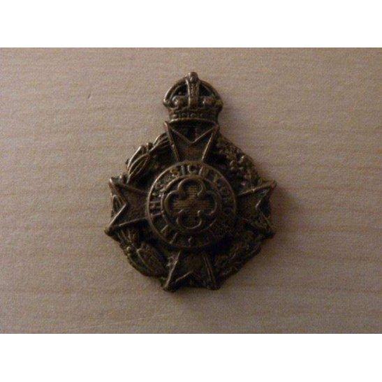 UU09/022 - British Military Chaplins Collar Badge