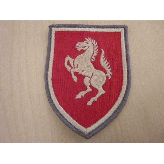 E55/042 Panzergrenadierbrigade 19 7 Panzerdivision Cloth Patch