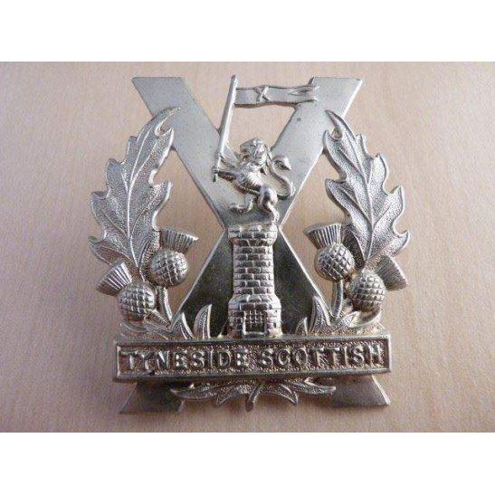 A55/012 - The Tyneside Scottish Regiment Cap Badge