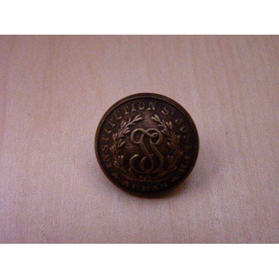 U55/052 - French Institution St. Joseph Arras Button