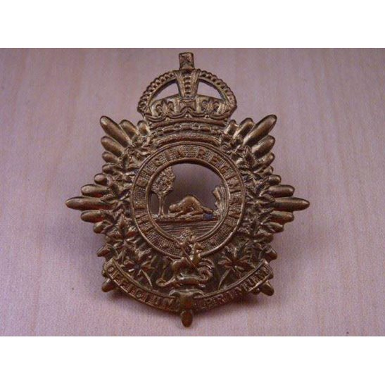 Q55/017 - The Elgin Regiment Canadian Cap Badge