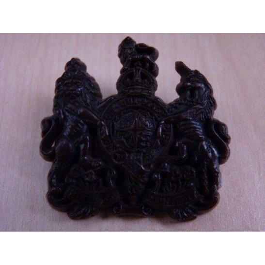 S44/035 - General Service Regiment / Corps PLASTIC Cap Badge