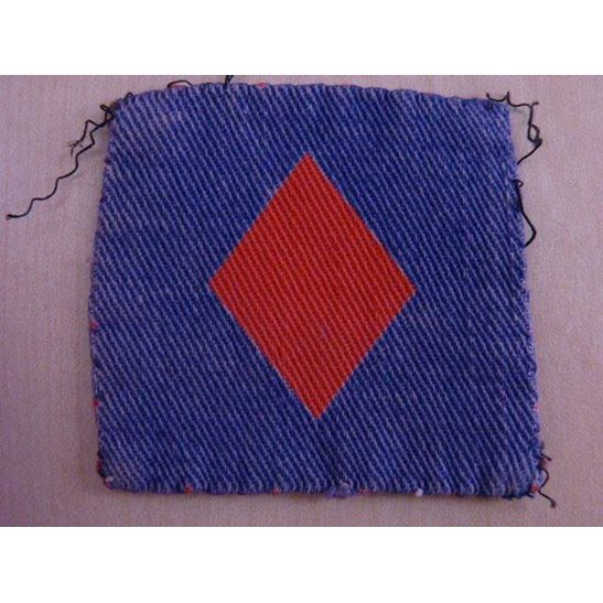 M55/002 - 61st Division Cloth Formation Patch Badge