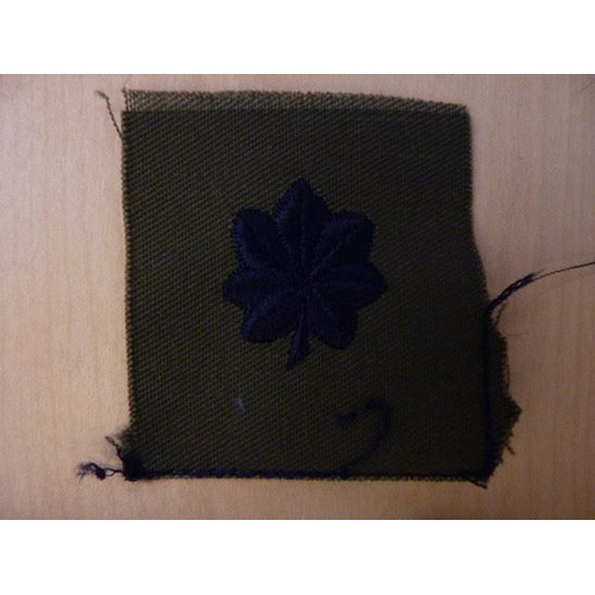 M55/012 - UNKNOWN Cloth Formation Patch Badge