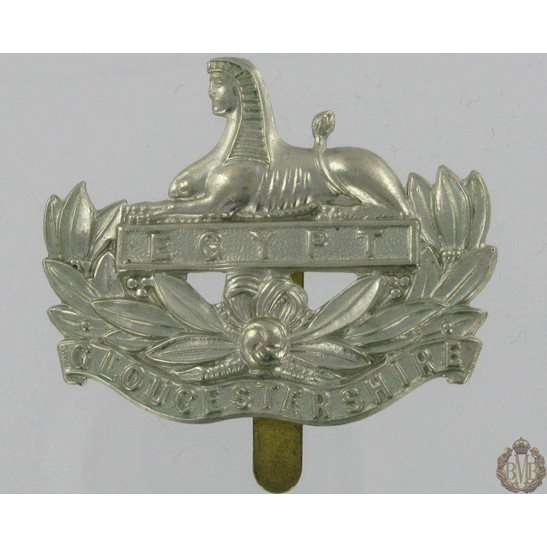 additional image for 1A/002 - Dorsetshire Regiment Cap Badge - Dorset
