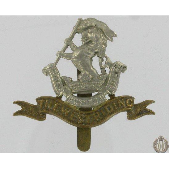 1A/004 - West Riding Regiment Cap Badge
